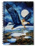 Pooka Hill 4 Spiral Notebook