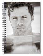 Pool Man Spiral Notebook
