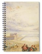 Pools Of Solomon Spiral Notebook
