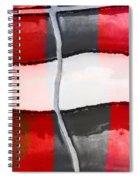 Poolside No. 1 Spiral Notebook