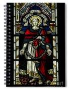 Poor Man's Bible Spiral Notebook