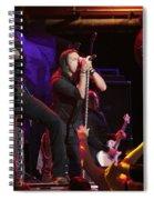 Pop Evil Spiral Notebook