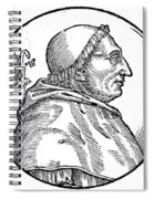 Pope Innocent Viii (1432-1492) Spiral Notebook