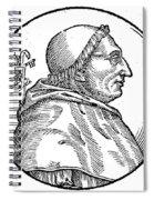 Pope Innocent Viii (1432-1492) Spiral Notebook