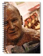Pope John Paul II In St. Matthew's Cathedral -- 2 Spiral Notebook