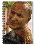 Pope John Paul II In St. Matthew's Cathedral -- 1 Spiral Notebook