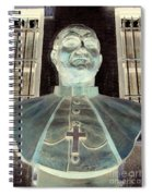 Pope John Paul The Second Spiral Notebook