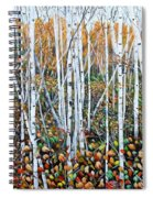 Poplar Art Spiral Notebook