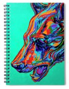 Poppa Bear Spiral Notebook