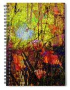 Poppies In Paradise Spiral Notebook