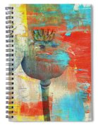 Poppy Spiral Notebook