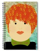 Porcelain Doll 13   Spiral Notebook