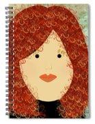 Porcelain Doll 19 Spiral Notebook