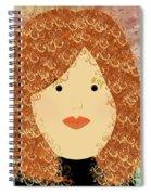 Porcelain Doll 20 Spiral Notebook