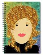 Porcelain Doll 27 Spiral Notebook