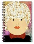 Porcelain Doll 8 Spiral Notebook