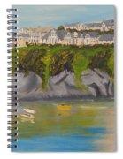 Port Asaac Cornwell Spiral Notebook