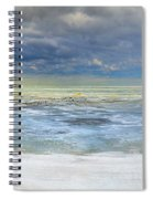 Port Austin 1st Day Of Spring Spiral Notebook