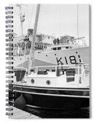 Port  Spiral Notebook