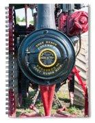 Port Huron Tractor Spiral Notebook