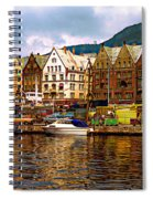 Port Life Spiral Notebook