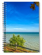 Port Sanilac Scenic Turnout Spiral Notebook