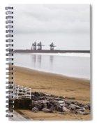 Port Talbot Steelworks Spiral Notebook