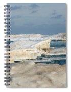 Port Washington - South Beach 2  Spiral Notebook