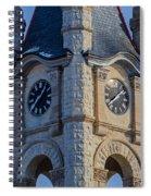 Port Washinton Court House Steeple 1  Spiral Notebook