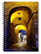 Porta Alfonsina Spiral Notebook