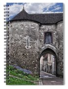 Porte Saint-jean Spiral Notebook