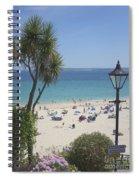 Porthminster Cornwall Spiral Notebook