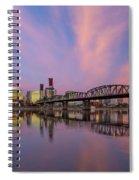 Portland Pizzazz Spiral Notebook