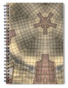Portland Transformed Spiral Notebook