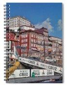 Porto-187 Spiral Notebook