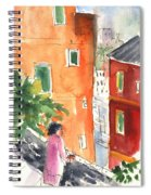 Portofino In Italy 04 Spiral Notebook
