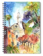 Portofino In Italy 05 Spiral Notebook