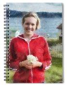 Portrait In Newfoundland Spiral Notebook