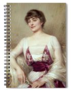 Portrait Of A Countess Spiral Notebook