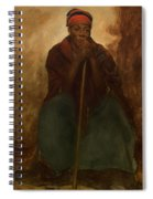 Portrait Of A Negress Spiral Notebook