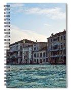 Portrait Of Venice Spiral Notebook