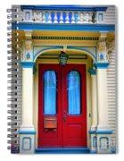 Portsmouth Door 7 Spiral Notebook