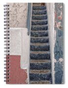Portugese Steps Spiral Notebook