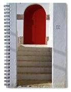 Portuguese Entrance Spiral Notebook
