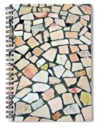 Portuguese Pavement Spiral Notebook