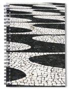 Portuguese Pavement Spiral Notebook