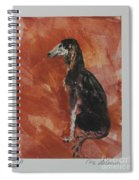 Posed Perfectly Spiral Notebook