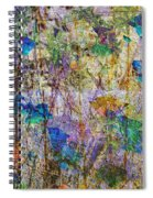 Posies In The Grass Spiral Notebook