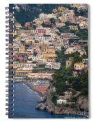 Positano Spiral Notebook