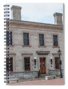 Post Office  Spiral Notebook